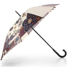 Зонт-трость Цветочный узор