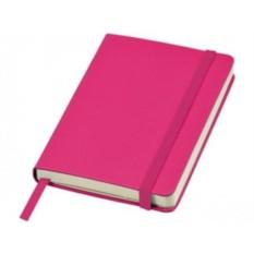 Розовый карманный блокнот Juan mini А6