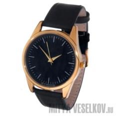 Часы Mitya Veselkov Классика в черном