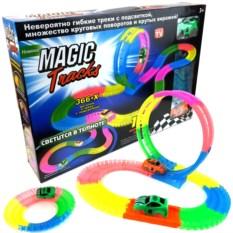 Конструктор Magic Tracks Deluxe на 366 деталей