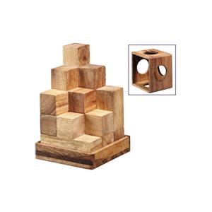 Головоломка «Куб-сома» (средняя)