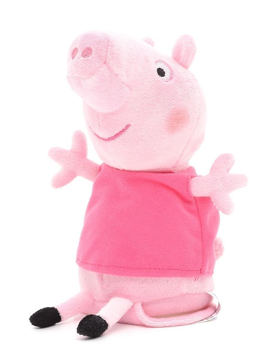 Мягкая игрушка Пеппа повторюшка, Peppa Pig