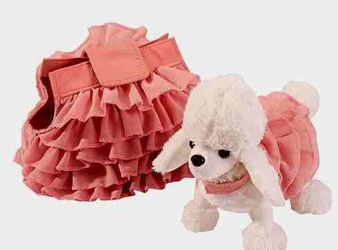 Мягкая игрушка Собака пудель в платье с сумочкой от Simba
