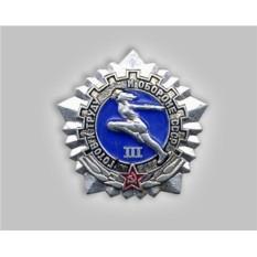 Значок «ГТО III ступени»
