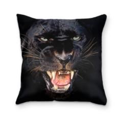 Подушка 3D Пантера