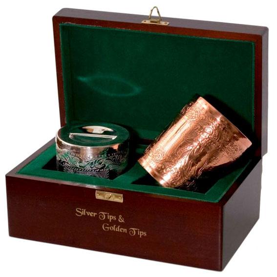 Чай «Серебряный и Золотой»