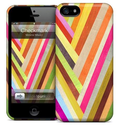 Чехол для iPhone 5 Gelaskins Checkmark
