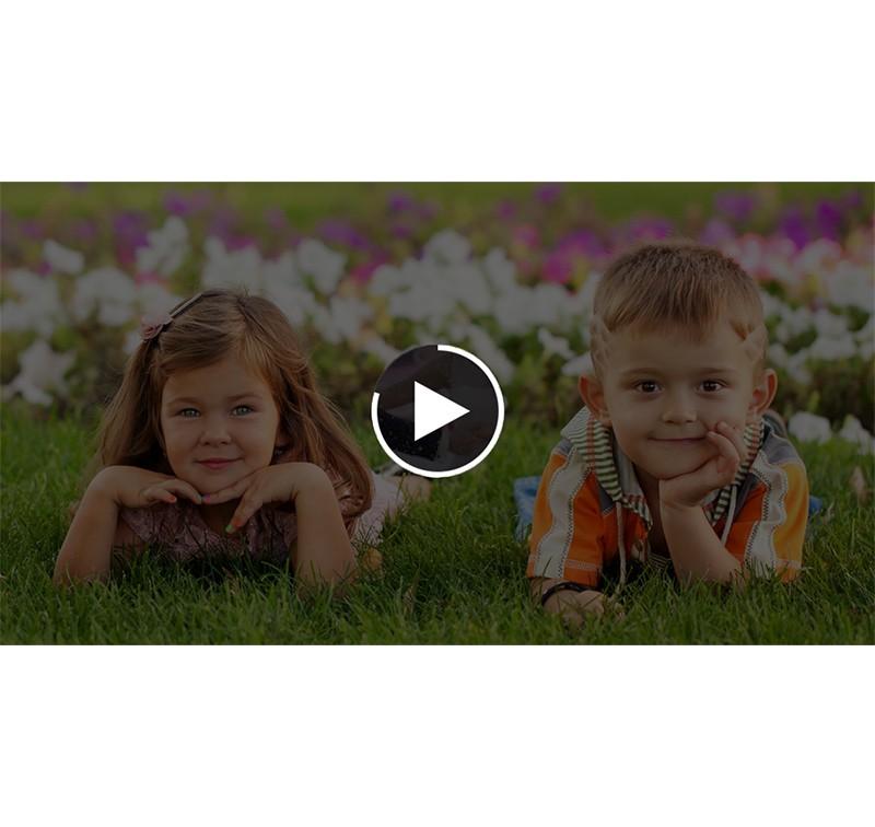 Фильм из домашнего видео для детей