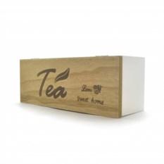 Шкатулка для чайных пакетиков Tea