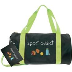 Спортивная сумка Sport Addict с отстегным кармашком