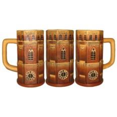Пивная кружка «Часовая башня»
