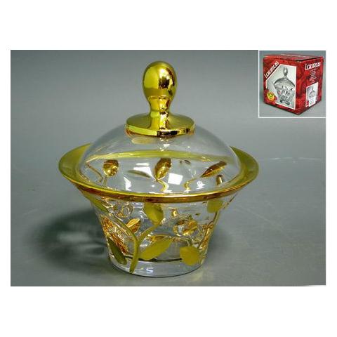 Сахарница «Золотой лепесток»