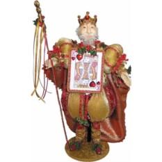 Новогоднее украшение Король