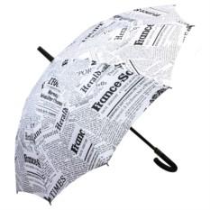 Зонт - трость Euronews