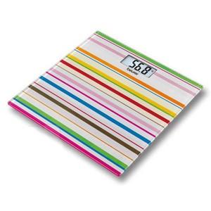 Весы электронные напольные Beurer GS27 happy stripes