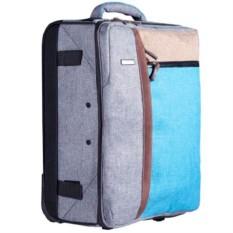 Складной чемодан на колесах Санто-Доминго