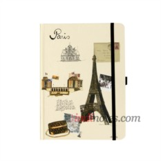 Записная книжка City Journal — Paris от teNeues