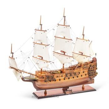 Корабль HMS Fairfax