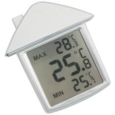 Термометр на присоске Дом