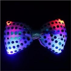 Карнавальная бабочка с подсветкой