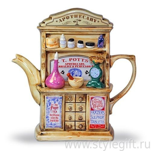 Чайник Чайный аптекарь