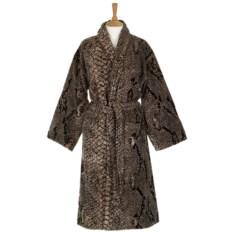 Элитный велюровый халат Pitone от Roberto Cavalli
