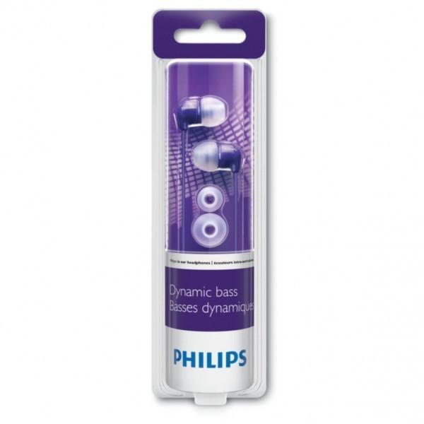 Наушники-вкладыши Philips SHE3590PP/10