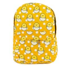 Желтый рюкзак Цыплята