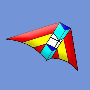 Воздушный змей «Флагман»