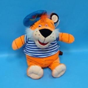 Игрушка «Тигр ВДВ»