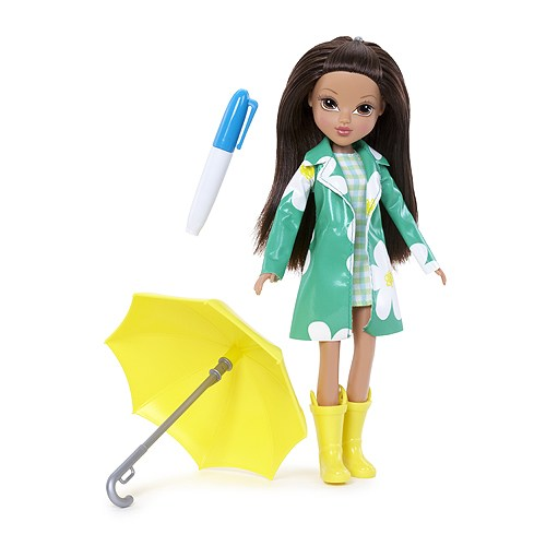 Кукла Moxie Раскрась свой плащ, Софина