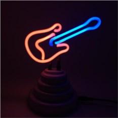 Неоновый светильник Гитара