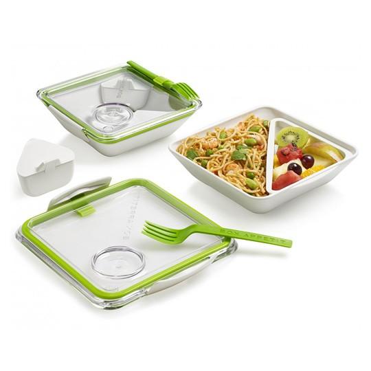 Ланчбокс Healthy Lunch. Green