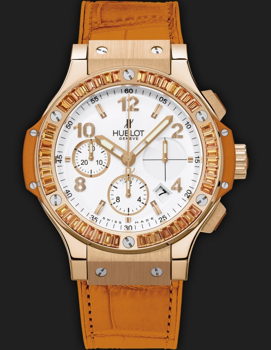 Наручные часы Hublot Big Bang Tutti Frutti Orange 41 mm