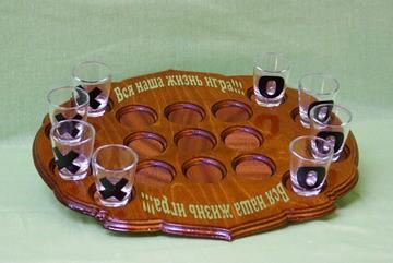 Русские Крестики-Нолики: Вся наша жизнь - игра!