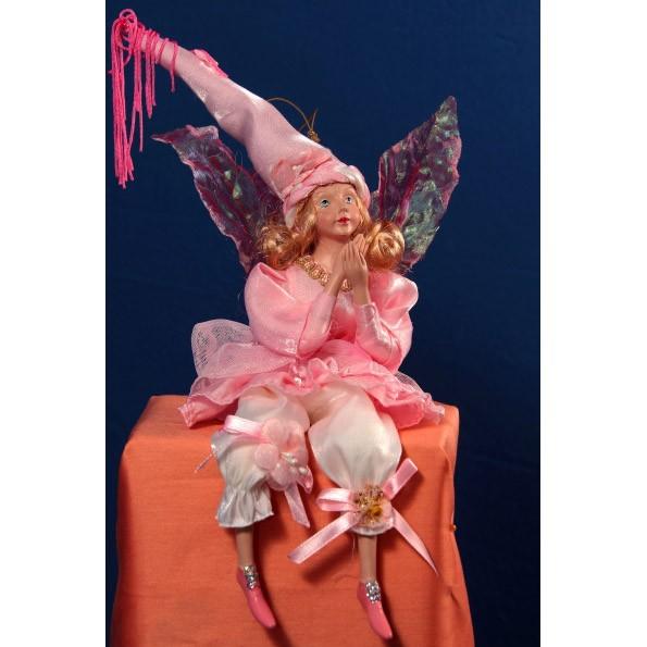 Кукла «Фея Роз»