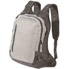 Серый с черным рюкзак с отделением для ноутбука 17