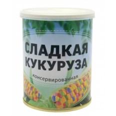 Сладкие консервы Кукуруза