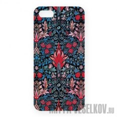 Чехол для IPhone 5 Тюльпановый принт
