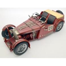 Модель гоночного автомобиля