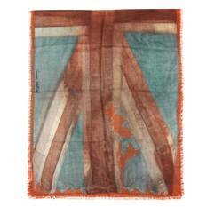 Оригинальный шарф с флагом Vivienne Westwood