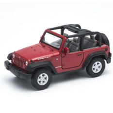 Модель машины Welly 1:34-39 Jeep Wrangler Rubicon