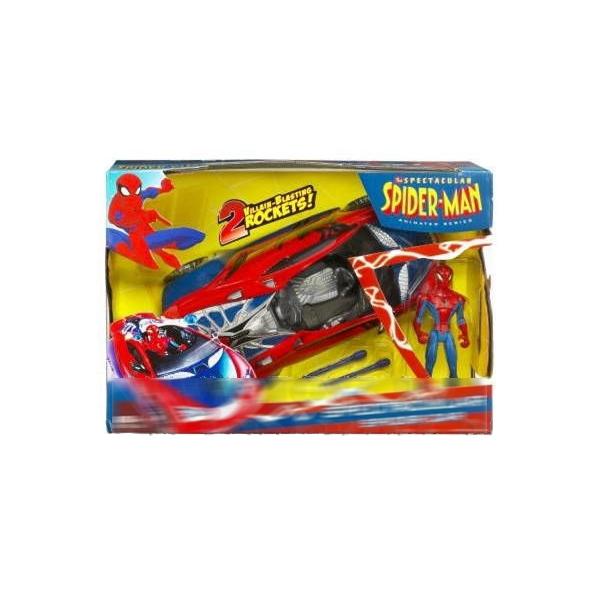 Транспорт Spiderman