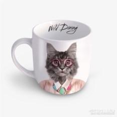 Кружка Wild dining Кот