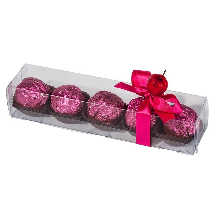 Шоколадный подарок Марципановые шарики