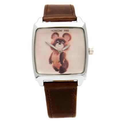 Наручные часы «Олимпийский мишка»