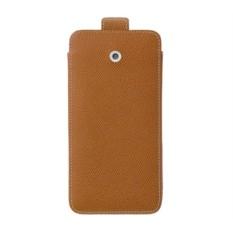 Кожаный коричневый чехол для IPhone 6 Plus Graf Faber-Castel
