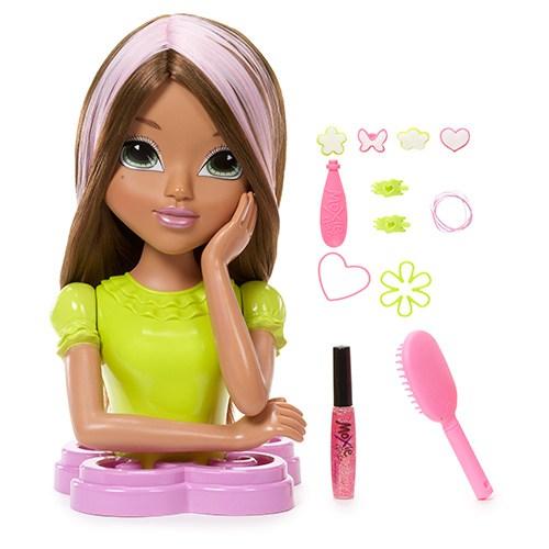Кукла-торс Moxie (Мокси) Волшебные волосы, Моне