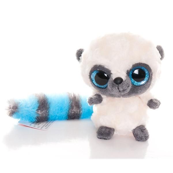 Мягкая игрушка Aurora Голубой Юху и его друзья 12 см