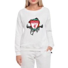 Женский свитшот Liverpool inside